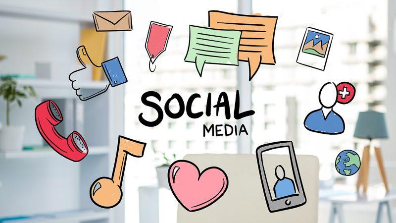 creatividad y redes sociales