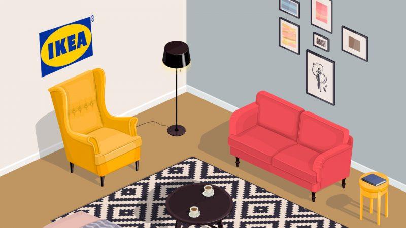 Realidad virtual de IKEA