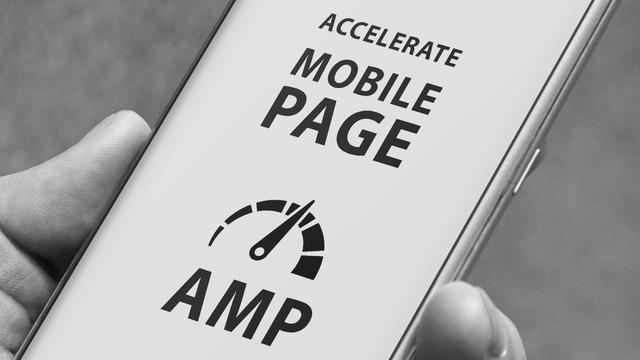 Las páginas amp