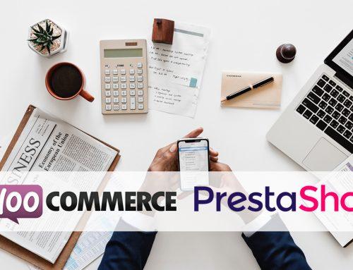 ¿Con qué debería crear mi tienda online?