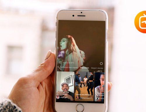 Instagram presenta IGTV su nueva plataforma de vídeos