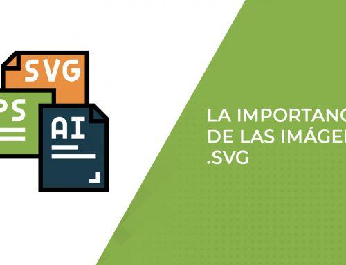 La importancia de las imágenes SVG