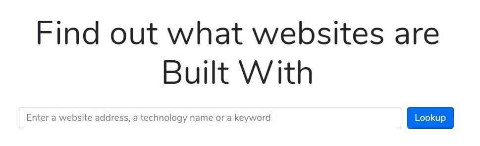herramienta que web usa la competencia